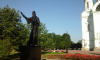 В Пушкине открыли памятник героям Первой мировой