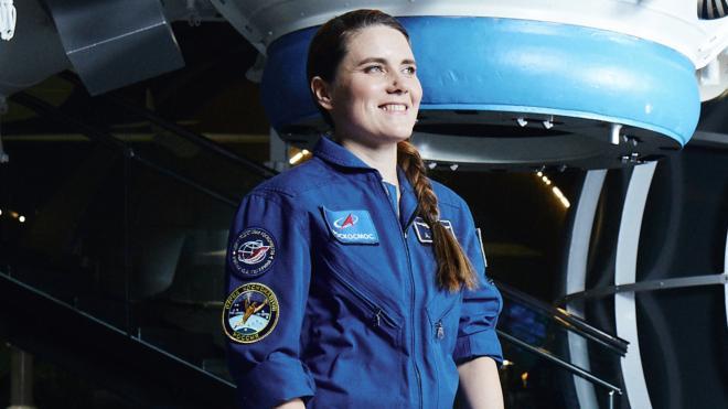 Женщина-космонавт Анна Кикина рассказала о процессе прохождения отбора