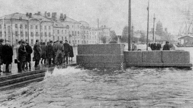 Петербург и Финляндия будут вместе бороться с потопами