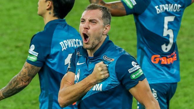 Дзюба примет участие в мартовских матчах сборной России в качестве капитана