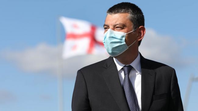 Премьер Грузии заразился COVID-19