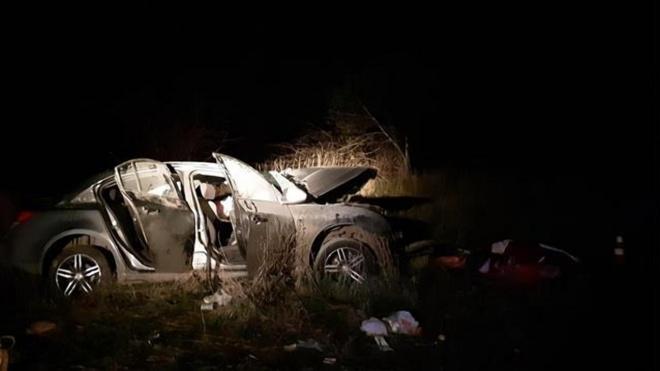 Под Самарой в ДТП погибли 6 человек