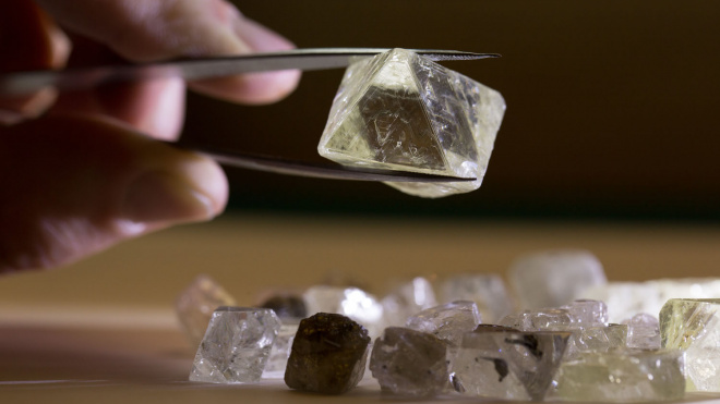 Специалисты займутся поиском алмазных месторождений в Архангельской области
