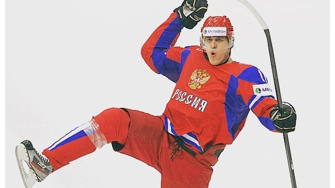 Российский хоккеист установил новый рекорд Книги Гиннеса