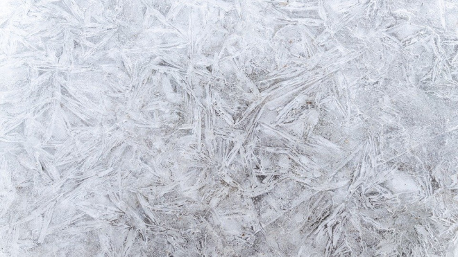 Под лёд Ладожского озера провалился рыбак. Мужчина погиб