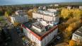 Больница в Сестрорецке начала принимать больных коронави...