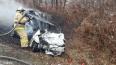 В ЕАО в лобовой аварии погибли двое взрослых и двое ...