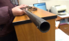 Петербуржец нашел на чердаке ружье деда и сдал его в Росгвардию