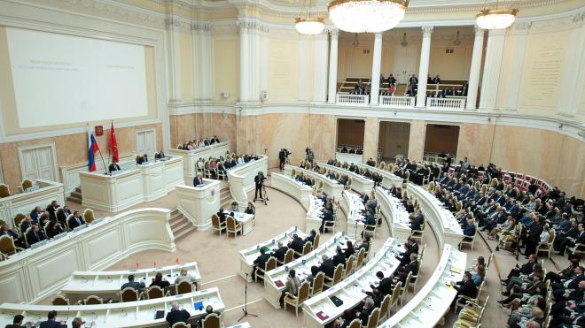 В Петербурге выбрали формат парламентских расследований