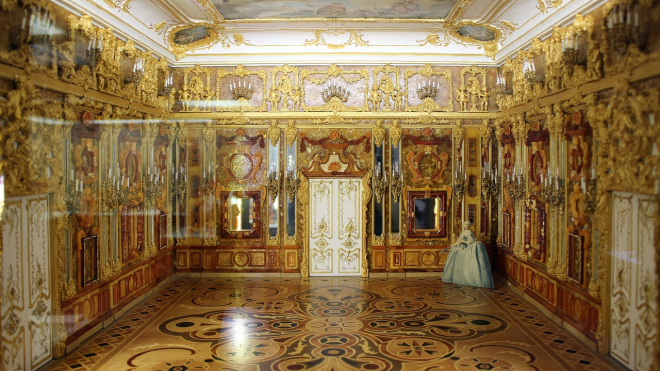 В Петербурге откроется музей янтаря, где покажут 8-е чудо света