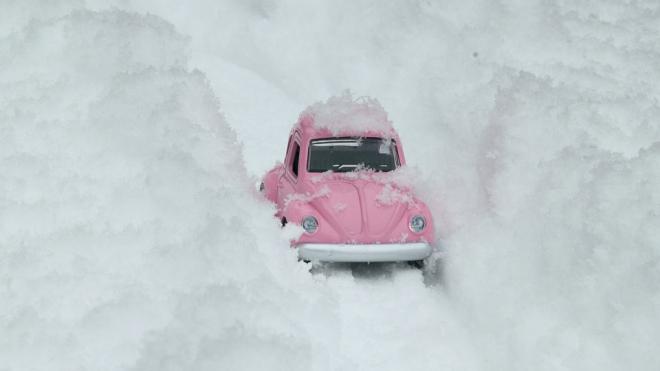 Синоптики обещают непрекращающиеся снегопады до середины марта