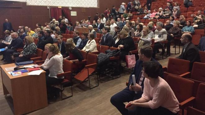 В Выборге завершились собрания глав администраций поселений с населением