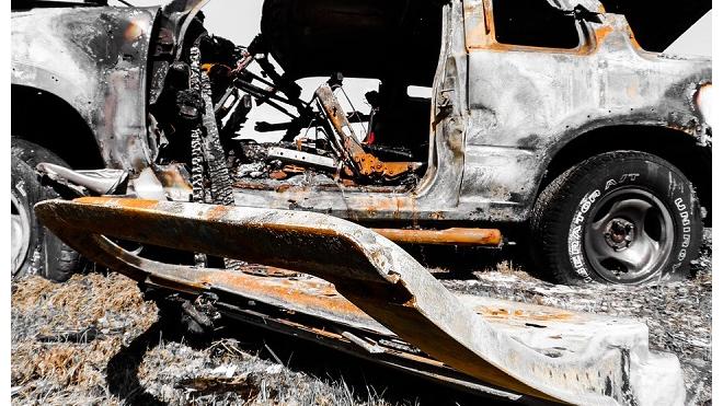 В аварии на трассе ЕКАД умерла женщина и пострадали три подростка