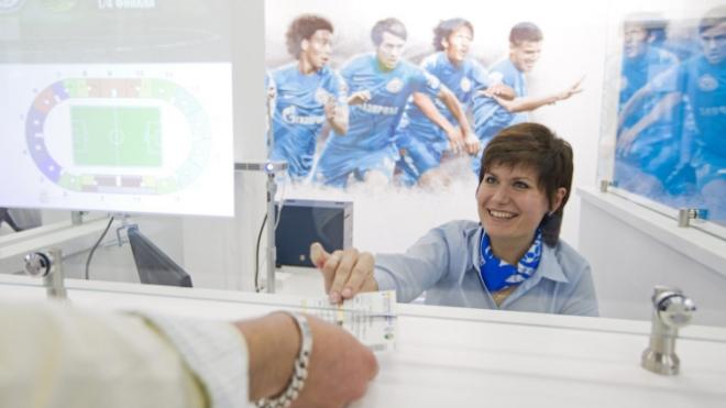 Зенит открыл суперсовременный клиентский офис