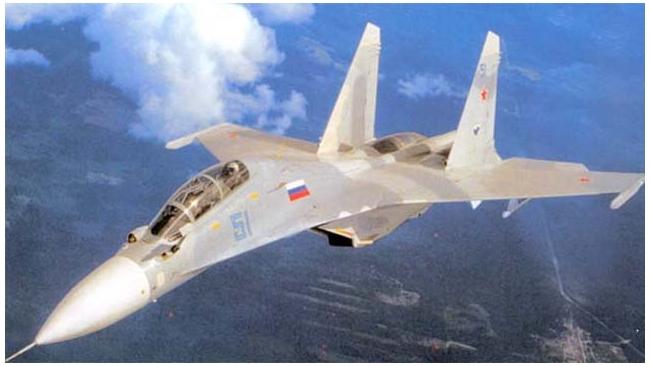 Пилоты разбившегося в Комсомольске-на-Амуре истребителя Су-30 остались живы