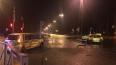 В ночном ДТП на Парашютной пострадали трое человек