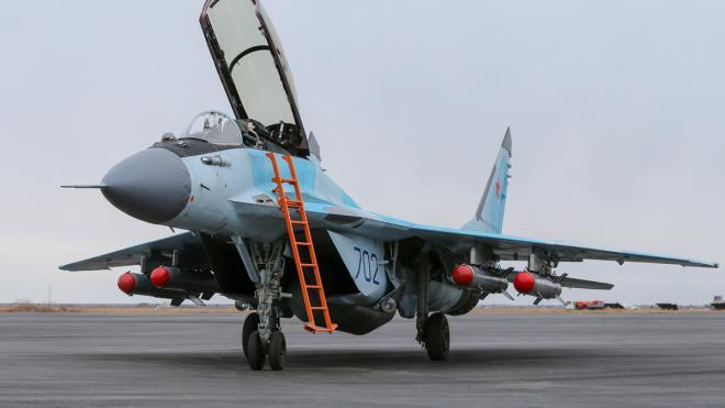 МиГ-35С поступили в Воздушно-космические силы России