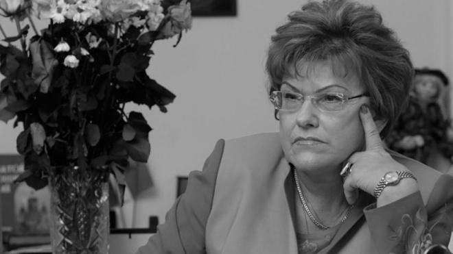 Кафедре общего языкознания СПбГУ присвоили имя Людмилы Вербицкой