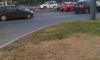 Очевидцы: На Комендантском проспекте разбился мотоциклист
