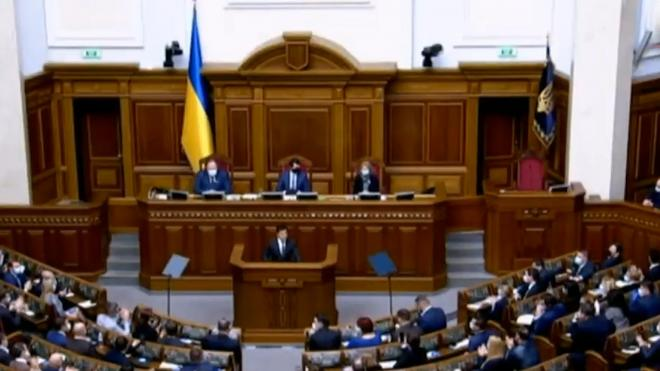 """На Украине """"майдан"""" назван ключевым моментом формирования страны"""