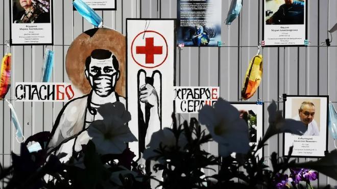 Беглов согласился установить памятник  жертвам эпидемии в Петербурге