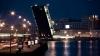 В ночь на 27 марта в Петербурге будут разведены три ...