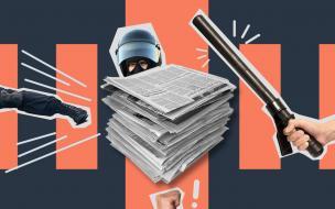Профессия журналист. Истории нападения на сотрудников СМИ в Петербурге