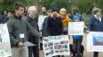 Жители Петербурга выступят против уничтожения скверов ...