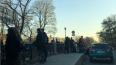 В Петербурге эвакуировали Новую Голландию