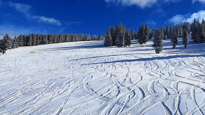 В новогодние праздники на горнолыжном курорте в Кировске погибла петербурженка