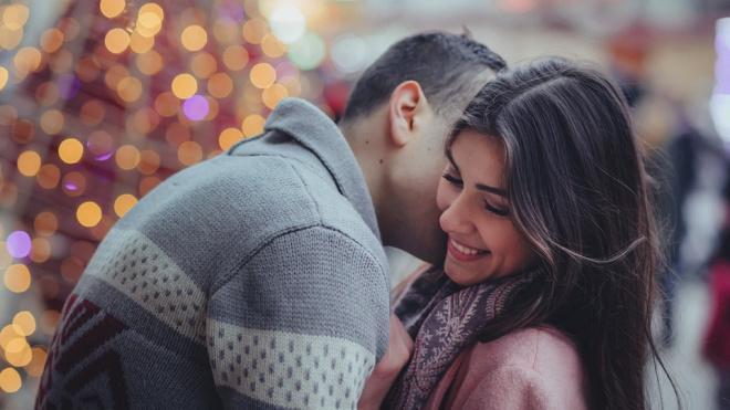 Поцелуев мост стал самым романтичным местом в День всех влюбленных