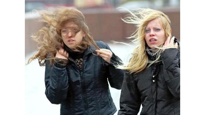 Иркутскую область ожидает штормовой ветер
