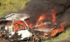 В Светогорске за ночь сгорело два автомобиля