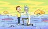 """Анимация """"Рик и Морти"""" названа самым лучшим сериалом"""