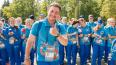 Лучшим петербургским добровольцам вручат награду правите...