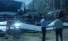 """В Москве целиком рухнуло строящееся здание """"Пятерочки"""""""