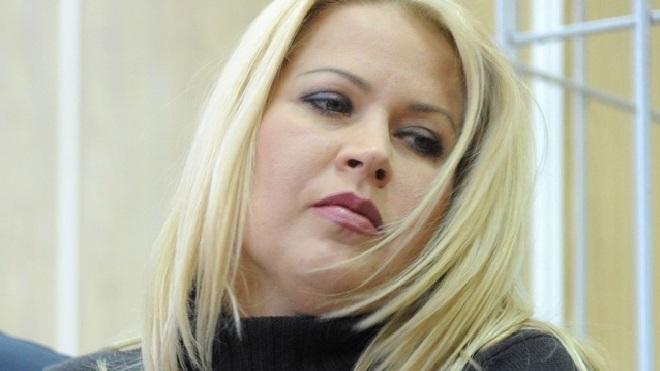 Евгения Васильева в колонии пользовалась личным душем и ела с личной кухни