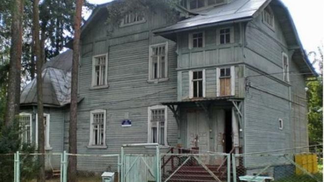 Дача музыканта Шалька обрела статус регионального памятника