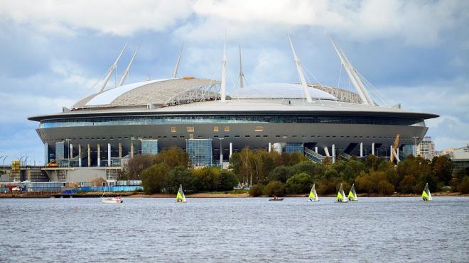 Санкт-Петербург подтвердил свое звание футбольной столицы России