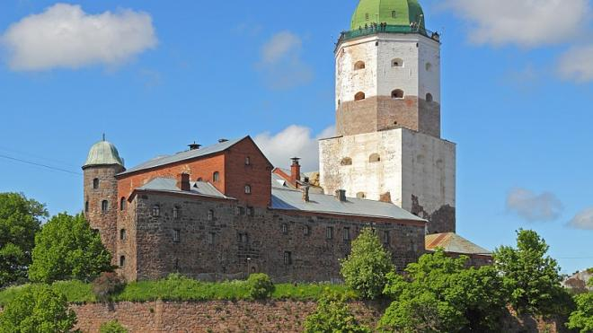 Реставраторы обнаружили в здании тюрьмы Выборгского замка тайную комнату