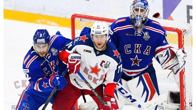 Главный тренер ЦСКА рассказал, как СКА удалось победить москвичей