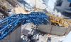 На Троицкой ГРЭС рухнул кран, есть погибшие и раненые, под завалами остаются люди