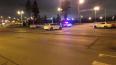 Ночью в Петербурге сотрудники ДПС пытались догнать ...