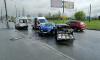 """В массовом ДТП на проспекте Солидарности пострадали водитель и пассажир """"Жигулей"""""""