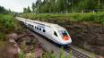 """Поезд """"Аллегро"""" задымился во время следования из Петербу..."""