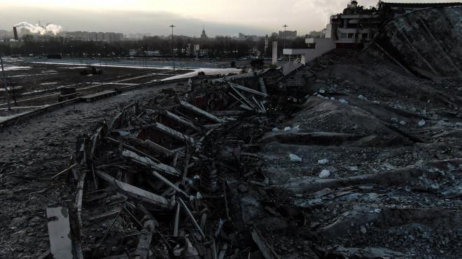 В Петербурге не будут проводить расследование обрушения СКК
