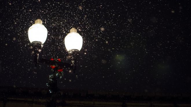 В 15 районах Петербургамодернизируют уличное освещение