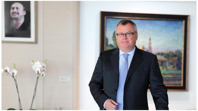 Андрей Костин останется главой банка ВТБ еще 5 лет