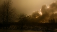 МЧС: в Колтушах горят склады