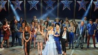"""Spice Girls представили мюзикл """"Viva Forever!"""""""